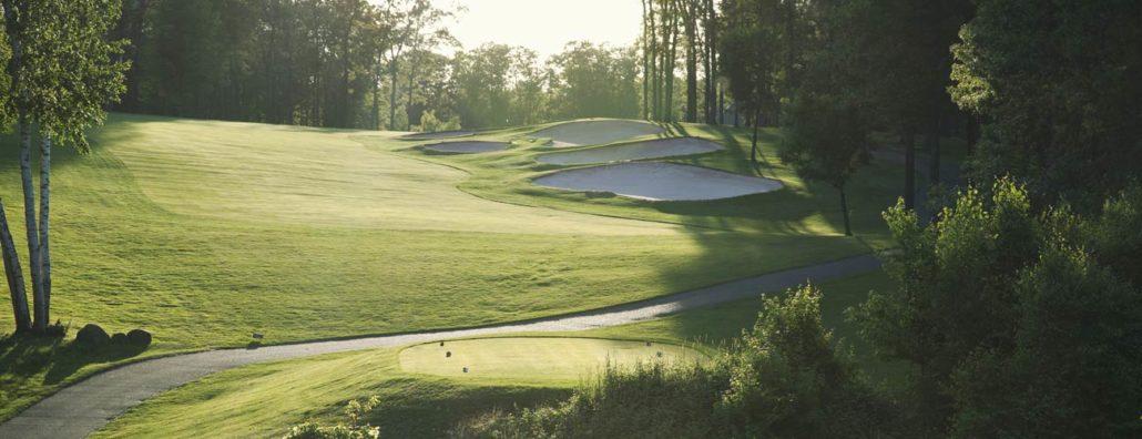 new golf real estate acquisition KPI Golf