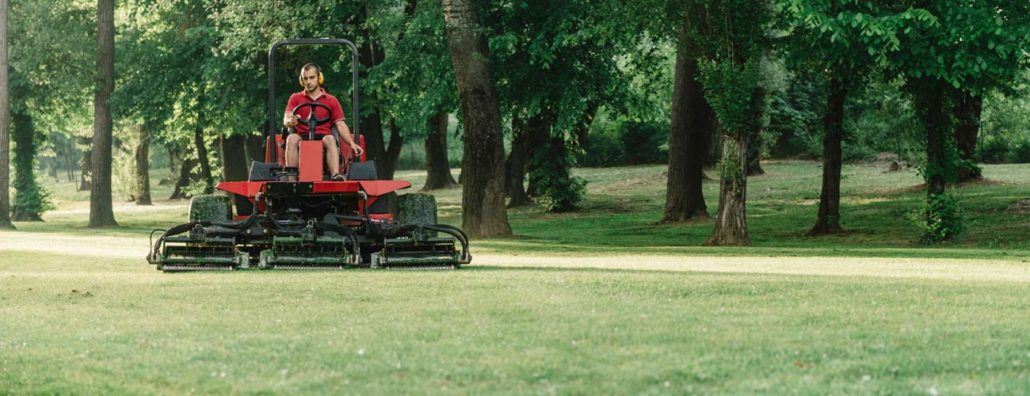 fairway mower transitional golf management before selling
