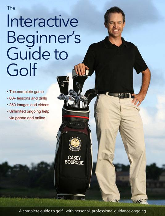 beginners guide to golf cover