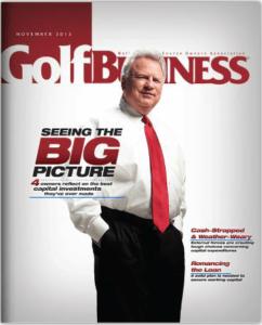 golf business magazine golf management staff