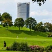 Municipal golf course upgrade in southeastern US