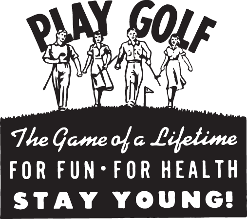play golf game of a lifetime